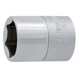 Capete chei tubulare 3/8'' -238/1 6p UNIOR